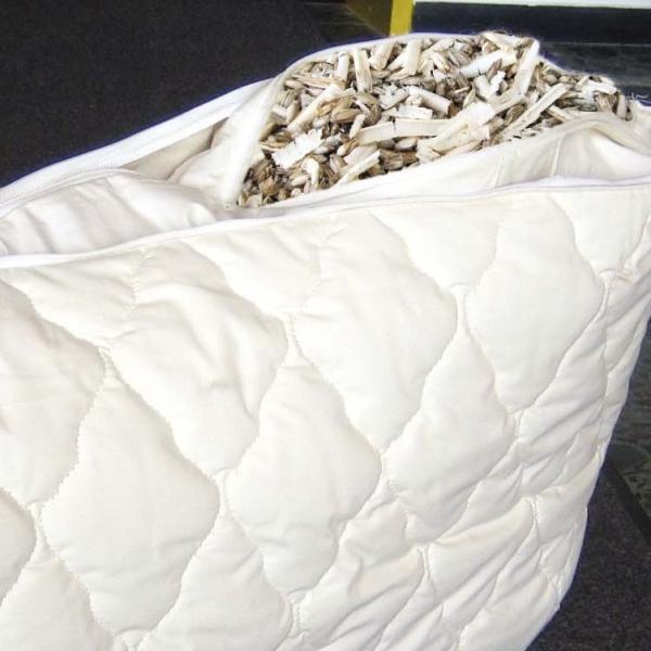 Dinkelspelz Füllmaterial für Dinkelkissen 3000 g.